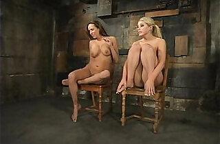 Lacie Heart and Sasha Sparks BDSM