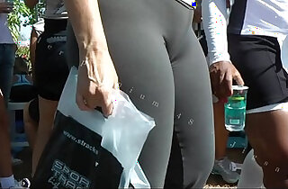 Candid Big Booty Bubble Butt Culo Brazil Thick Pawg BBW Ass Premium