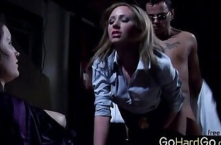 Hillary Scott Hardcore punishment by a hardcore bang with slut porn in top punished videos
