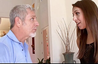 Latina Step Daughter Fucked By Dad