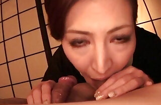 Perfect blowjob Hara