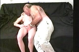 Dirty Grandpa Fucks Naughty Russian Teen fucked Hard