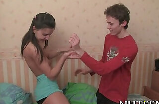 Unforgettable legal age teenager screw