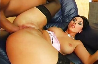 Ass Traffic Mercedes gets her butt pounded and swallows a cumshot