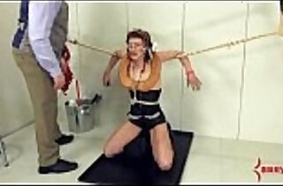 Dominatrix gets anally destroyed and degraded