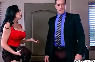Slut Girl Sybil Stallone With Round Tits Get Nailed In Office vid