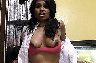 Randi Virgin girl Lily talking in Hindi about wanting to fuck