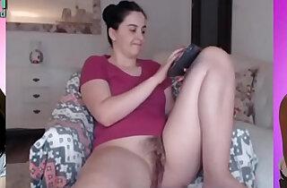 Mom hairy wet pussy spy cam