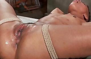 Bondage ebony forced fetish by her eager master