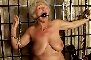 Granny Norma serves her Master