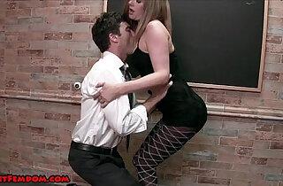 Teacher seduction