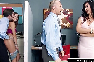 Stepmom Catches Her Stepdaughter Fucking a Co Worker Ariana Marie Isis Love