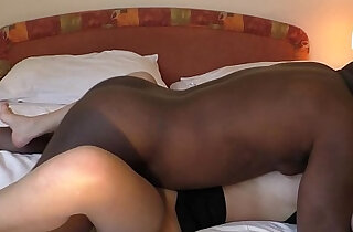 young wife fucked black buddy on cam